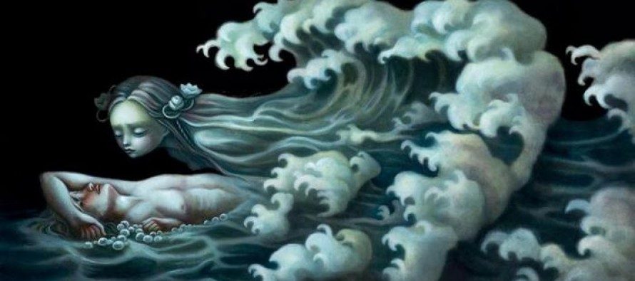 Agua de amor, por Jeremías Wolf