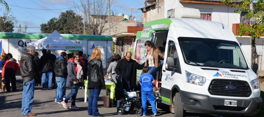 Esta semana 'El Municipio en tu Barrio' estará en los barrios Mejoral y Santa Rosa