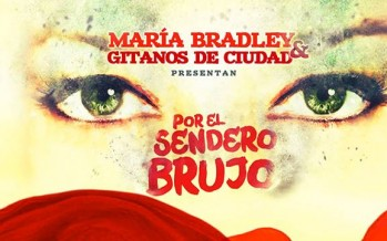 María Bradley se presenta este sábado en el Teatro Martinelli