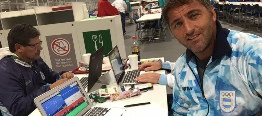 """Chapa Retegui: """"¿Ser DT de fútbol? Si el proyecto es serio, ¿por qué no?"""""""