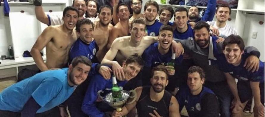 El equipo de handball del INEF es el nuevo campeón metropolitano