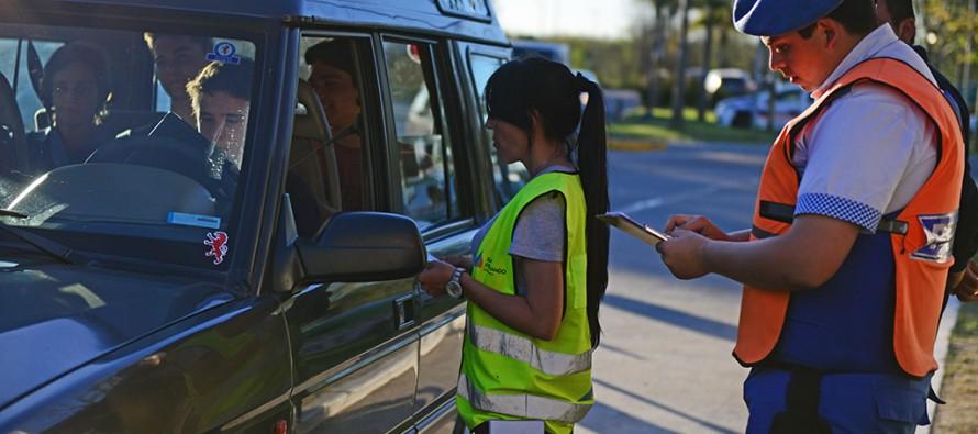 Continúan los operativos de intercepción vehicular
