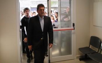 """Juan Andreotti: """"Me solidarizo con Sergio Massa por el hostigamiento que sufrió"""""""