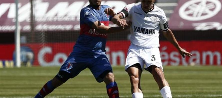 Tigre empató en Lanús y el Chino sigue su racha goleadora