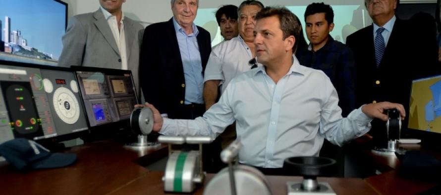 """Sergio Massa visitó San Fernando: """"El Impuesto a las Ganancias le pisa la cabeza a los trabajadores"""""""