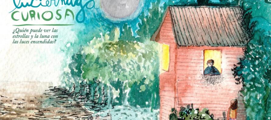 Se presenta 'Luciérnaga curiosa' en la Sala Aparecidas