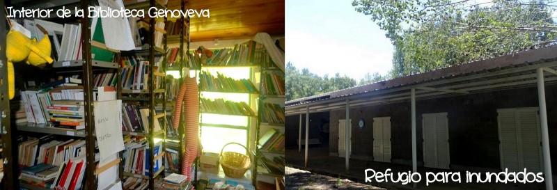 Biblioteca Genoveva