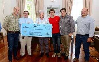 Nuevo subsidio para seguir la restauración de la Parroquia de Aránzazu