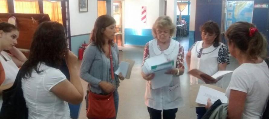 San Fernando en Red realizó el cierre del programa de alfabetización DALE!