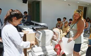 El Hospital Oftalmológico mantendrá su guardia en año nuevo