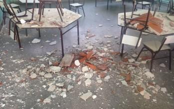 Graves problemas de infraestructura en la Escuela N°2