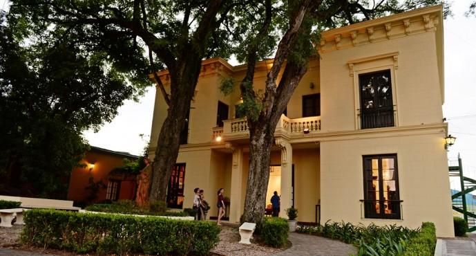 """Muestra de talleres artísticos """"La Isla sin Fin"""" en la Quinta El Ombú"""