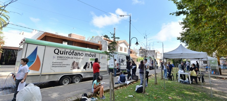 """""""El Municipio en tu Barrio"""" estará esta semana en el Centro de Salud Bertrés, en 202 y Malvinas y en el barrio Santa Rosa"""