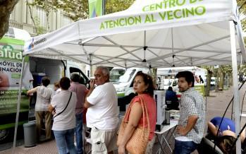 """""""El Municipio en tu Barrio"""" estará hoy en el Polideportivo 6"""