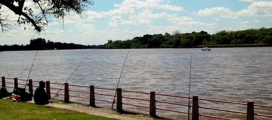 Río Luján, por Pablo Rosas