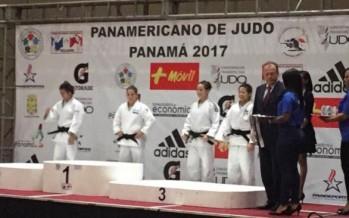 La Peque Pareto, campeona panamericana en Panamá