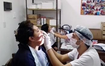 El Programa Odontológico pasó por el Taller Protegido