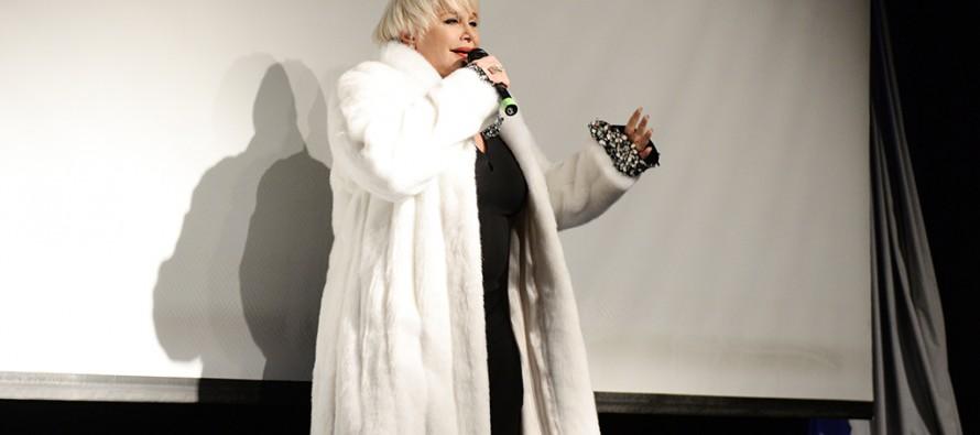 Carmen Barbieri se presentó en el Teatro Martinelli