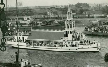 Historias del Delta: la iglesia flotante