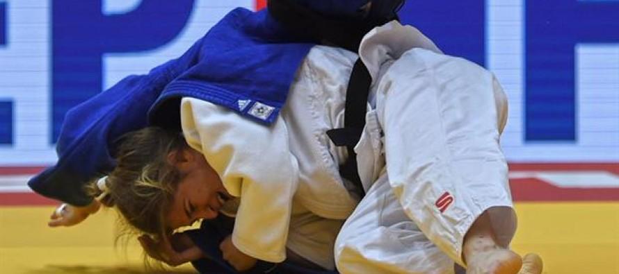 En su vuelta a la competencia europea, Paula Pareto se quedó con el bronce en Zagreb