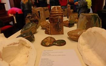 Se inauguró la Muestra Anual de UNA Artes Visuales