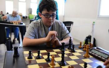 Se realizó un torneo libre de ajedrez en el Poli N°7