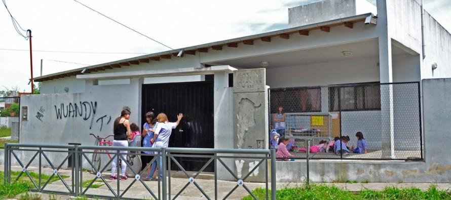 Periodismo ciudadano: robaron en el jardín N°933 y los chicos se quedaron sin poder ensayar el acto