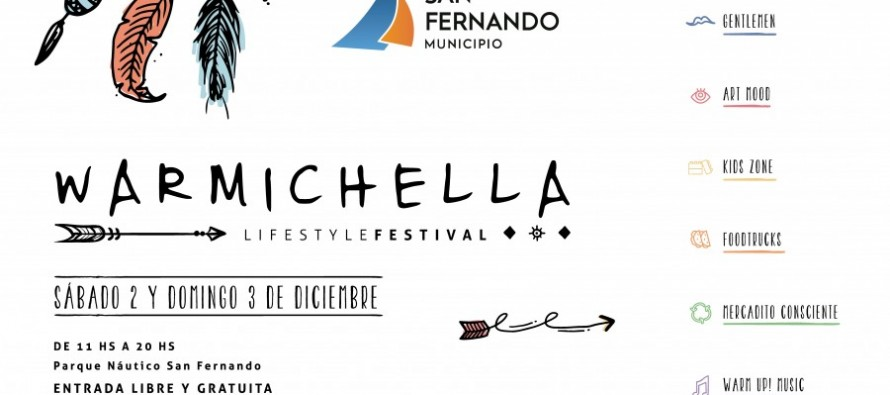 """Llega el """"Warmichella"""" Lifestyle Festival al Parque Náutico"""