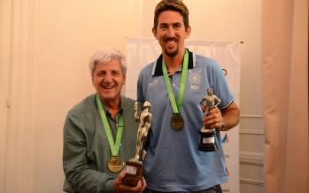 Reconocimiento al remero Rodrigo Murillo, ganador del Olimpia de Plata 2017