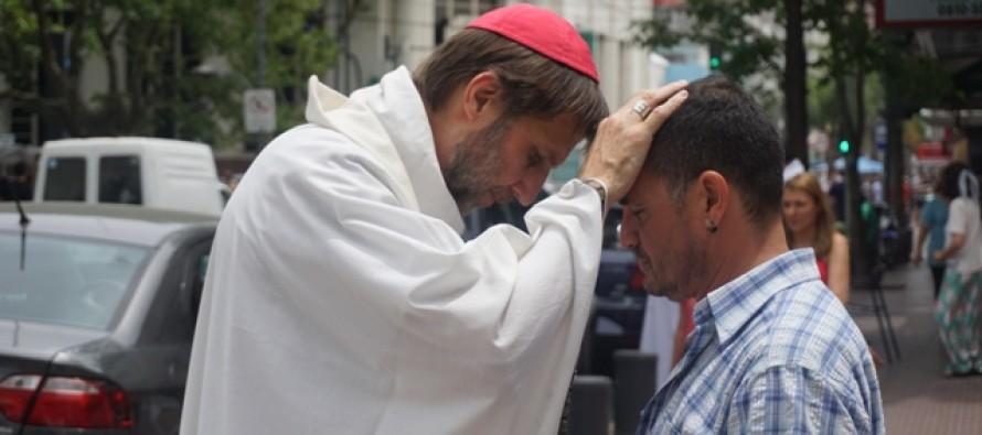 Gesto misionero en Aránzazu y en Hospital Cordero