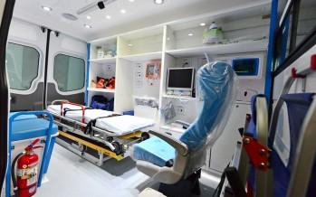 Una ambulancia cardiológica de alta complejidad y equipos modernos se suman al Sistema de Emergencias de nuestra ciudad