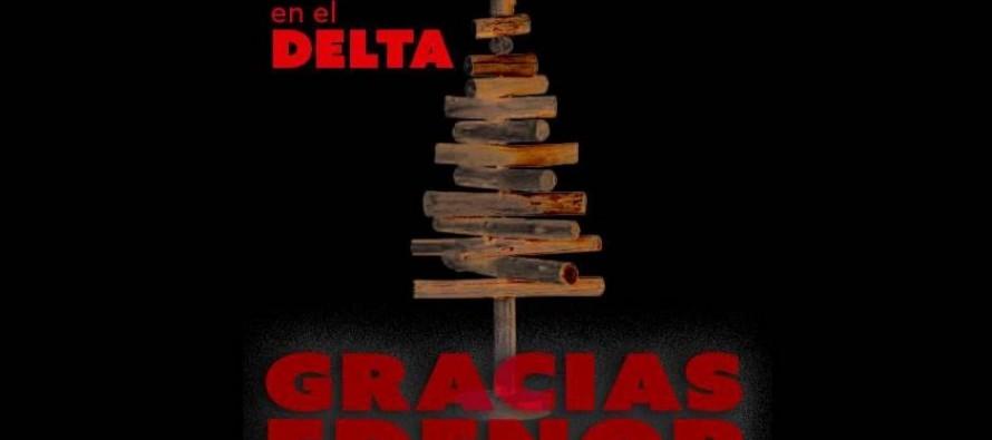 Los vecinos del Delta pasaron su Nochebuena a oscuras y siguen sin luz