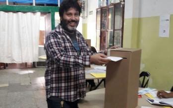 Pablo Peredo fue electo presidente del Partido Justicialista de nuestra ciudad