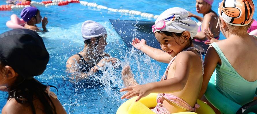 Colonias de Verano: múltiples actividades en los polideportivos de nuestra ciudad