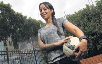 Evelina Cabrera, el poder de salir a jugar