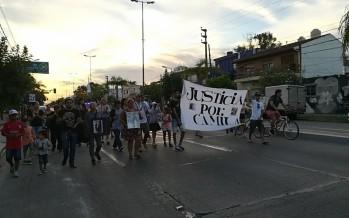 Se pintará una estrella amarilla en Avellaneda y Balcarce en homenaje a Camila Mastroianni