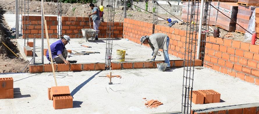 Se construye un nuevo corralón municipal en Maipú y Alcorta