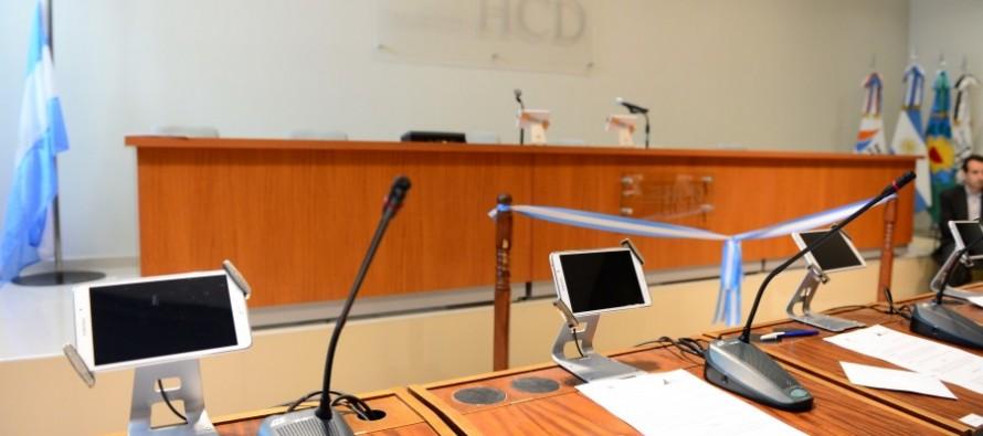Los concejales deberán adelantar el comienzo de las sesiones ordinarias