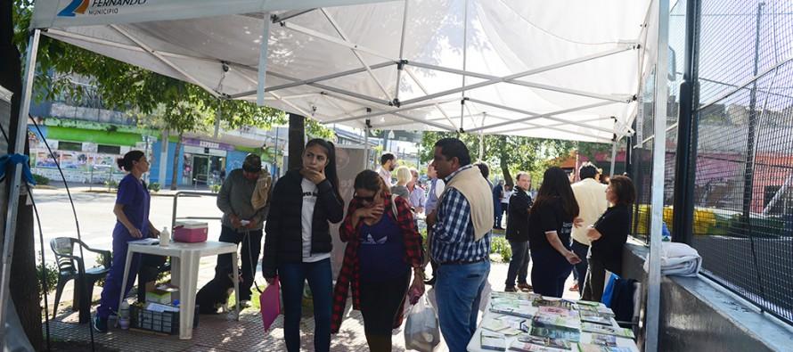 'El Municipio en tu barrio' estará esta semana en distintos puntos de Virreyes Oeste