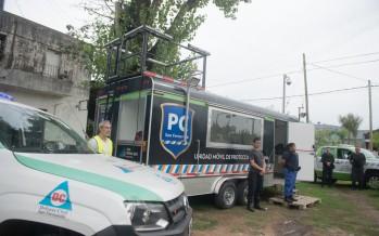 """Hugo Giuffré: """"Las postas policiales nos permiten estar cerca del vecino"""""""