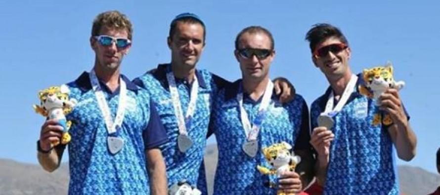 Tres deportistas del Club San Fernando aportaron medallas para Argentina en los Juegos Odesur