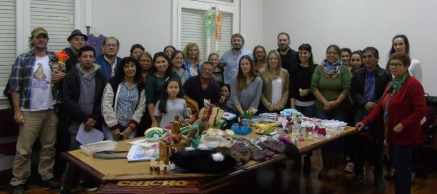 Emprendedores de nuestra ciudad se reunieron con concejales de Unidad Ciudadana