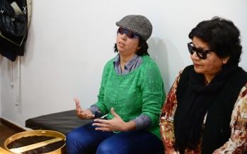 Inés Masciottra quedó seleccionada para integrar el Coro Polifónico Nacional de Ciegos