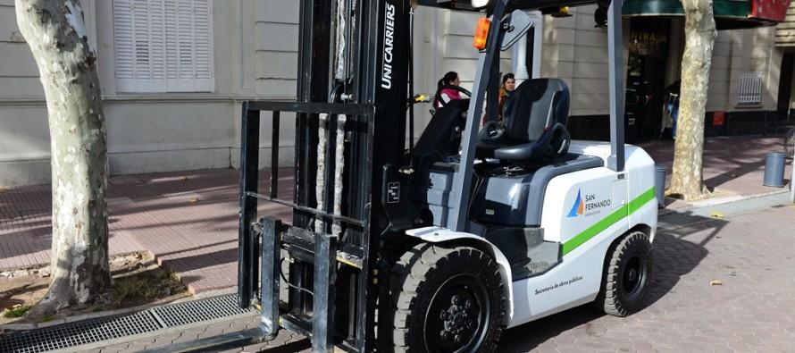 Nuevo vehículo para la flota municipal