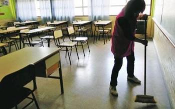 La Provincia trabaja con el protocolo para planificar el regreso a las aulas