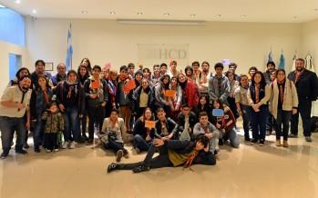 El Concejo Deliberante fue sede de un foro juvenil de Scouts Argentina