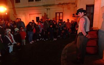 """En el Museo de la Ciudad se realizó el cierre de las vacaciones de invierno con """"El Gran Circo de las Maravillas"""""""