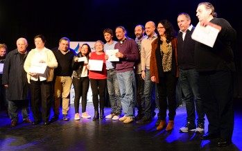 Se celebró el Día del Fomentista en el Teatro Martinelli
