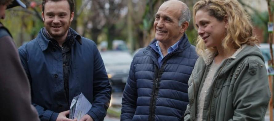 Daniel Salvador y el ministro de Salud bonaerense encabezaron un nuevo timbreo en la zona del Quintón en Victoria