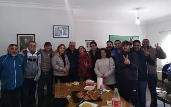 Encuentro de dirigentes del Partido Justicialista de San Fernando y Vicente López